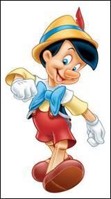 Dans Pinocchio, comment s'appelle la fée ?