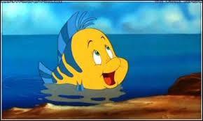 Dans la petite Sirène, comment s'appelle le meilleur ami d'Ariel ?