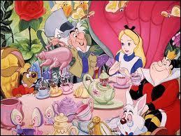 Dans quel Disney une petite fille se retrouve perdue dans son rêve ?