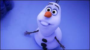 Dans La Reine des neiges, comment s'appelle le bonhomme de neige ?