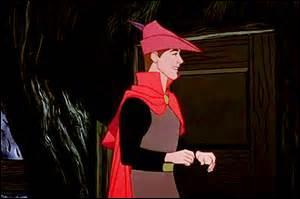 Dans la Belle au bois dormant, comment s'appelle le prince ?