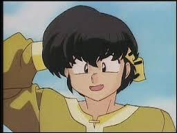 'Ranma 1/2' : Hibiki Ryôga se transforme en chat lorsqu'il touche de l'eau froide.
