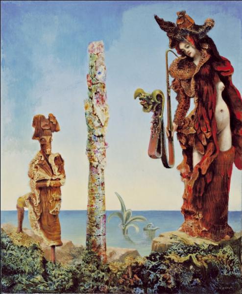 Quel est ce peintre allemand né le 2 avril 1891 et mort le 1er avril 1976 ?