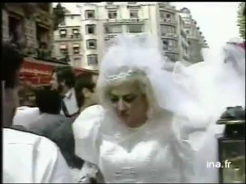 Il était né un 2 avril, on se souvient tous de sa parodie du mariage de Mourousi :