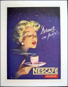 Nescafé est né un 1er avril ! Mais de quelle année ?