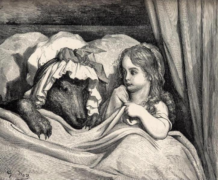 Illustrations des contes de Charles Perrault