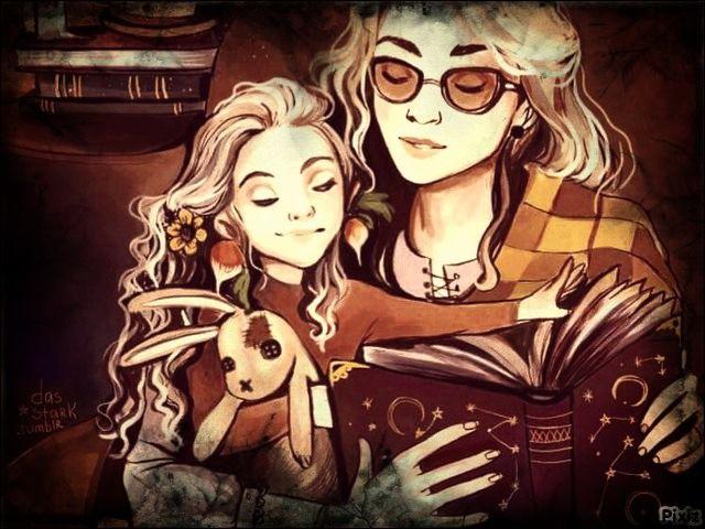 À quel membre de sa famille Luna ressemble-t-elle le plus ?