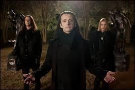 Quels vêtements portent les Volturi ?