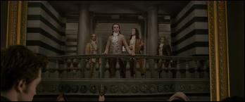 Qui a vécu au sein des Volturi pendant quelques années ?