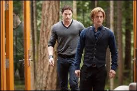 Qui est le plus rapide : Jasper ou Emmett ?