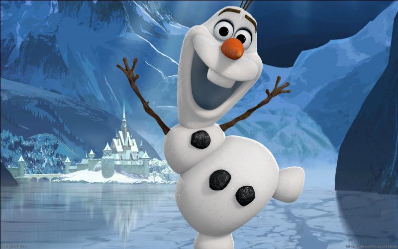 Et le meilleur pour la fin..comment s'appelle cette boule de neige sur pattes ?