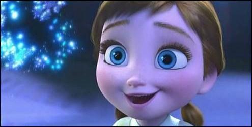 Dans la chanson du début, que voudrait Anna ? (petite)