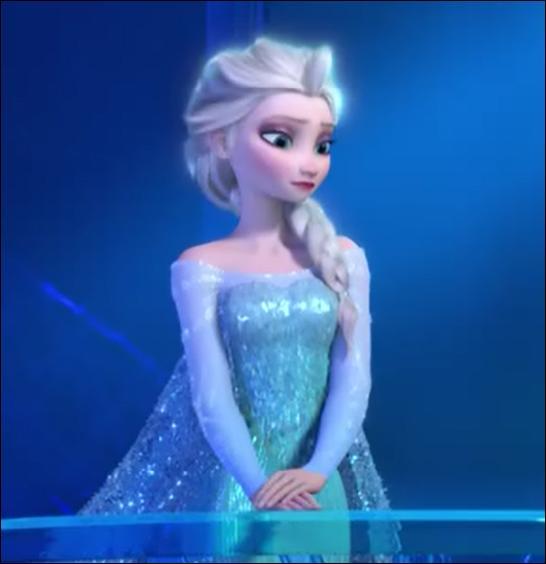 Que dit Elsa à Anna alors que cette dernière tente de la convaincre de retourner au royaume ?
