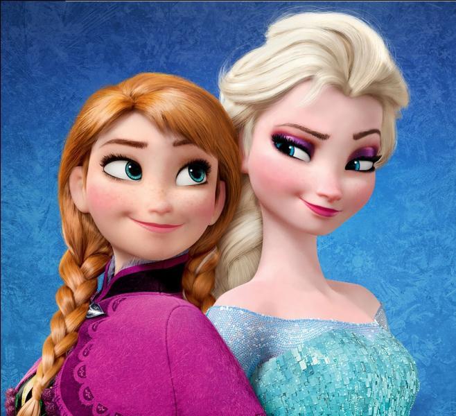Combien de cheveux ont les héroïnes du film ?