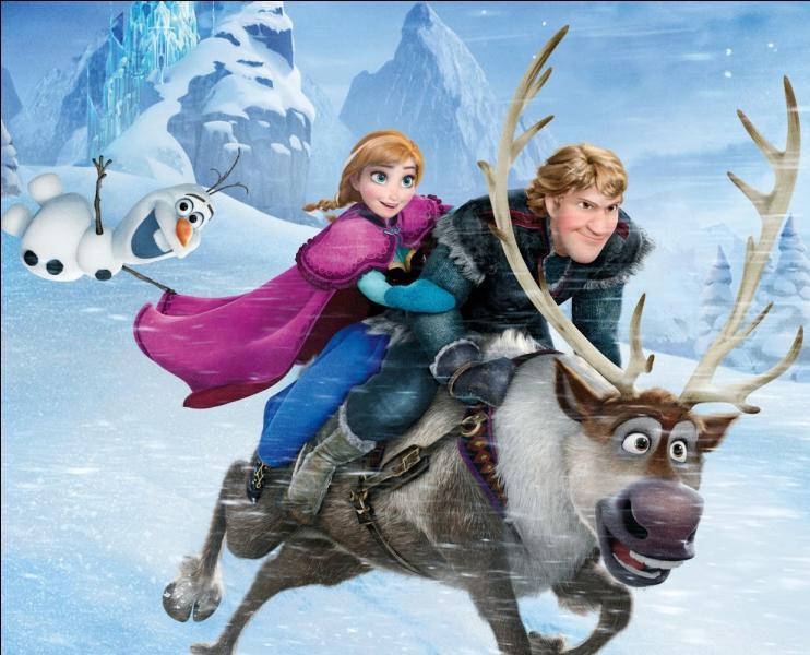 L'un des personnages du film a été inspiré d'un autre conte de l'auteur de  La Reine des Neiges . Mais lequel ?