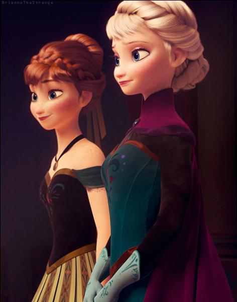 Quel lien unit les deux héroïnes ?