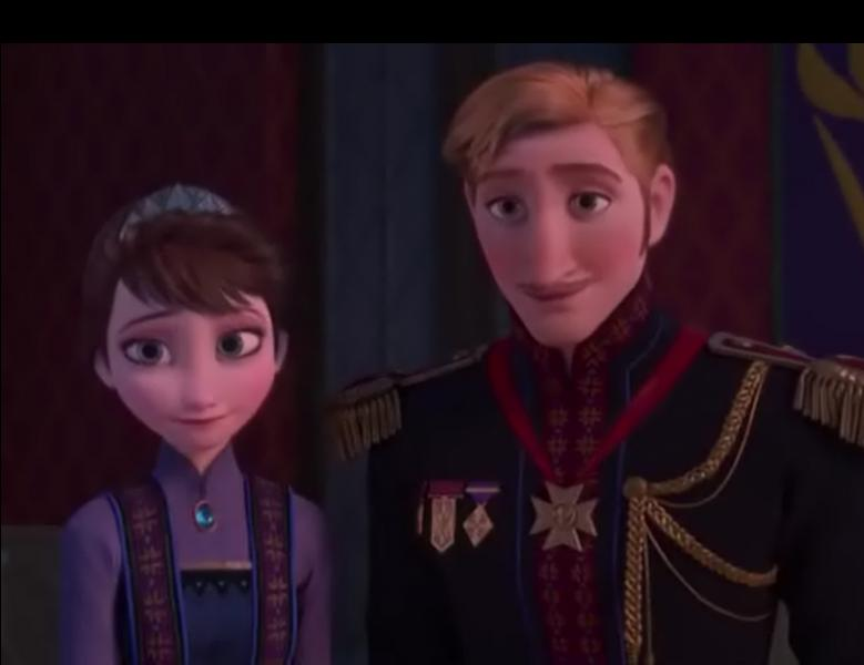 Comment le roi et la reine perdent-ils la vie ?