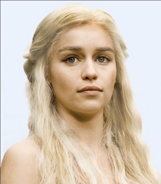 Quel était le premier surnom de Daenerys ?
