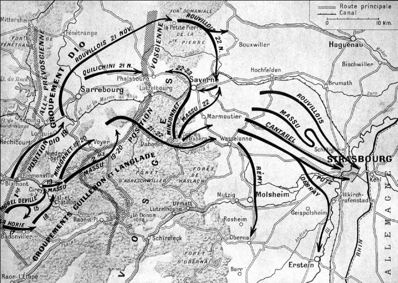 Le 13 novembre, Leclerc veut assumer prise en Afrique du nord, au cours des combats contre l'Italie de Mussolini. Quelle est cette décision ?