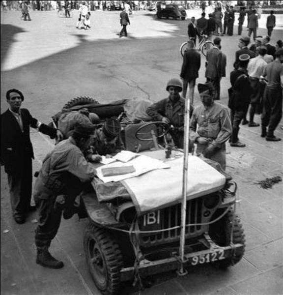 Le 24 août, à Paris, les opérations militaires s'intensifient. Que se passe-t-il de notable ?