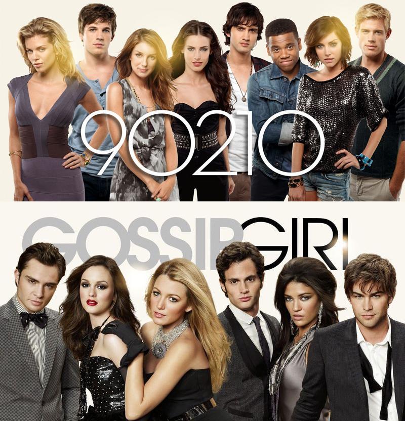 '90210' vs 'Gossip Girl'