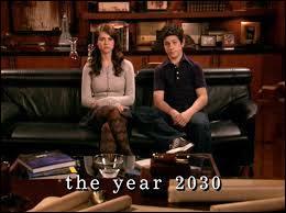 À partir de la saison 2, qu'ont de particulier les apparitions des enfants de Ted ? (En éliminant le dernier épisode)