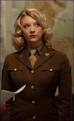Elle joue Private Lorraine dans Captain America : First Avenger, qui est-elle dans Game of Thrones ?
