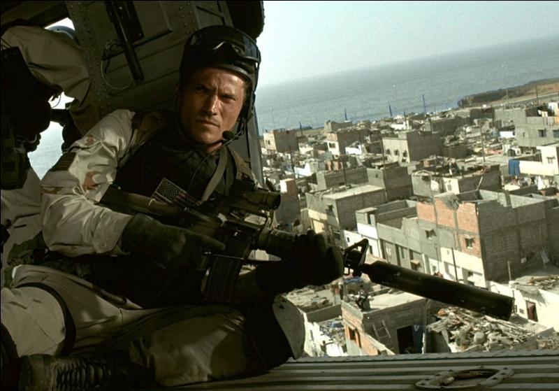 C'est le Sergent Gary Gordon dans La Chute du Faucon Noir, qui est-il dans Game of Thrones ?