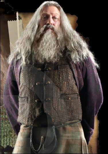 Il tient le rôle d'Abelforth Dumbledore dans Harry Potter, qui est-ce dans Game of Thrones ?
