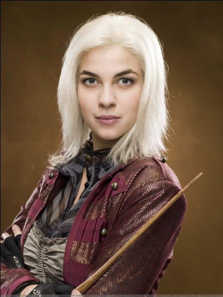 Toujours dans Harry Potter, elle incarne Nymphadora Tonks, qui est-elle dans Game of Thrones ?