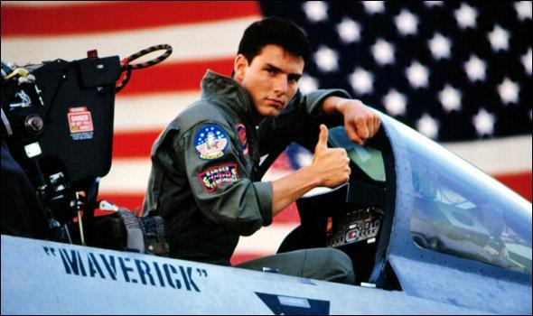 Le film Top Gun a incité tellement d'hommes à s'inscrire dans l'armée que :