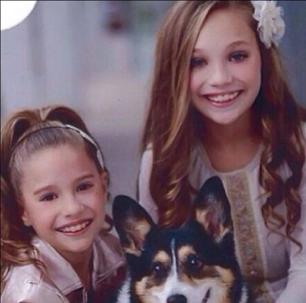 Ces deux filles sont les filles de Jill.
