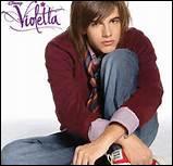 Violetta aura aussi un nouveau prétendant. Comment s'appellera-t-il ?