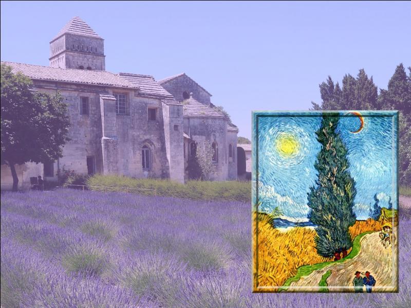 Interné, à sa demande, à l'Asile Saint-Paul de Mausole près de St-Rémy de Provence, il tente de s'empoisonner plusieurs fois durant son séjour, notamment avec des tubes de peinture jaune.