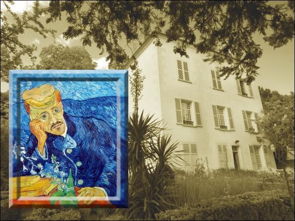 C'est Emile Bernard, peintre et ami de Vincent qui lui conseille de rencontrer le Docteur Gachet, spécialiste des maladies nerveuses et qui possède une maison à Auvers-sur-Oise.