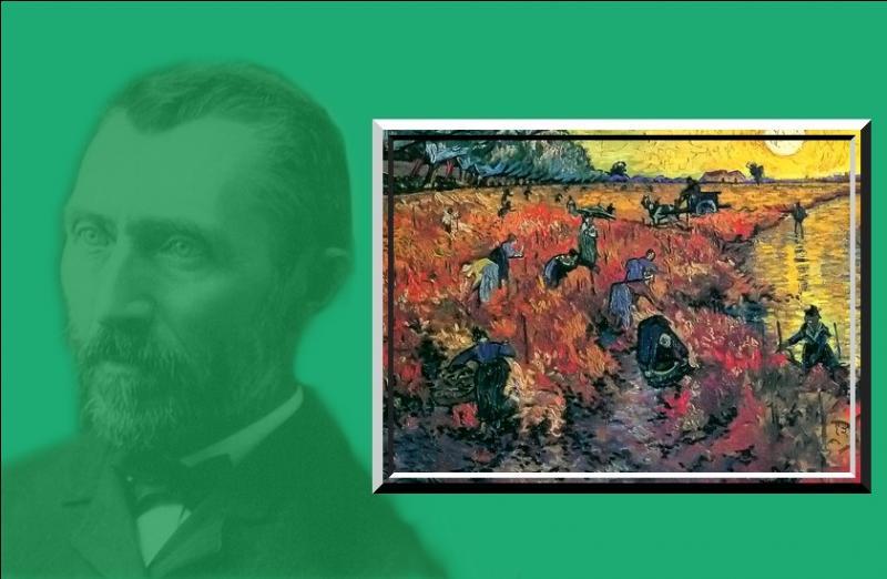 N'ayant été que peu reconnu de son vivant, Vincent Van Gogh n'a vendu qu'une seule toile avant de mourir à l'âge de 37 ans.
