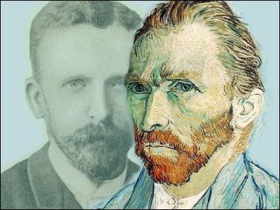 Négociant en art, Théo Van Gogh était le frère ainé de Vincent.