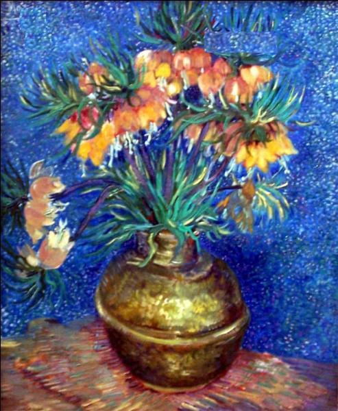 Est-ce une nature morte peinte par Vincent Van Gogh ?