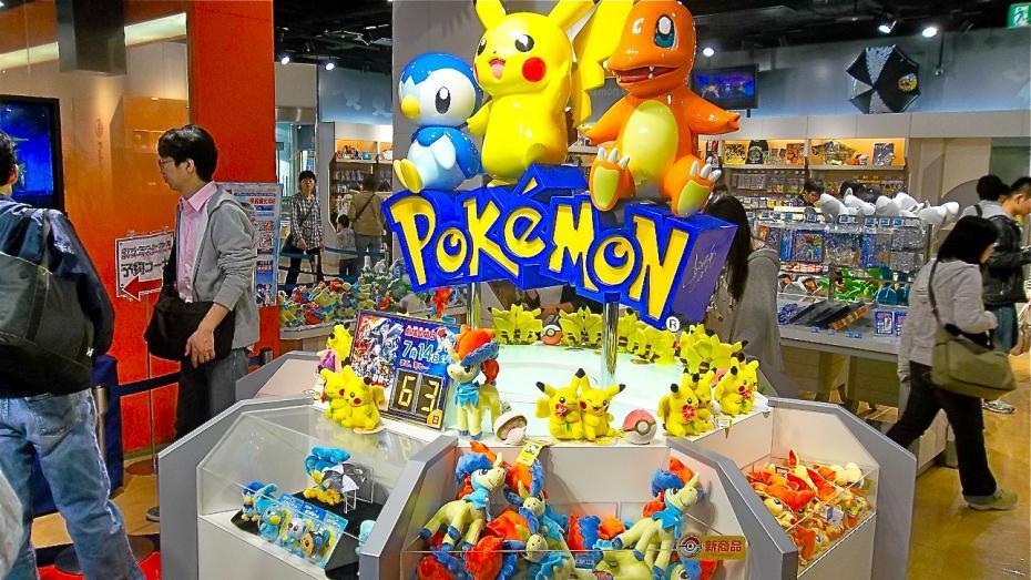 La mythologie Pokemon