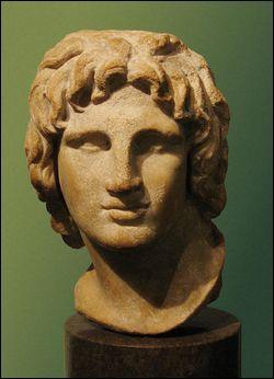 De quel pays était originaire Alexandre le Grand ?