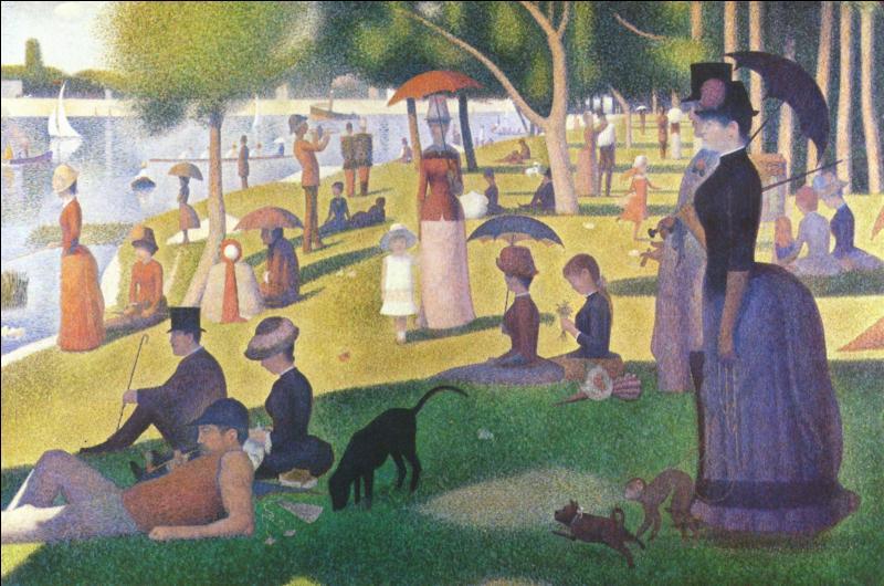 Qui a peint Un dimanche après-midi à la Grande Jatte ?