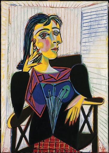 Qui a peint Portrait de Dora ?