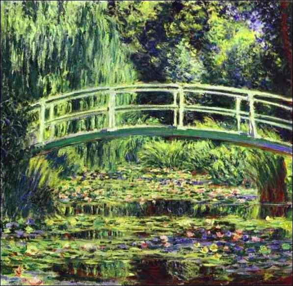 Qui a peint Le bassin aux Nymphéas ?