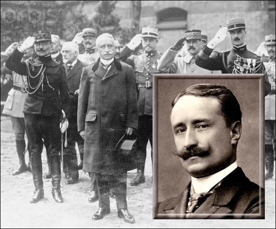 Quelle est la particularité de Paul Deschanel, Président de la République du 18 février au 21 septembre 1920 ?