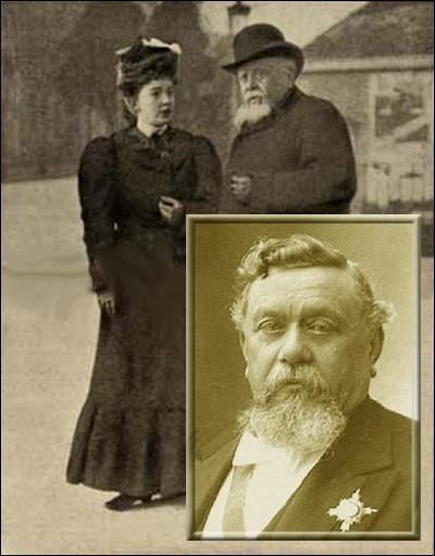 Qu'est-il arrivé au Président Armand Fallières, le 25 décembre 1908 ?