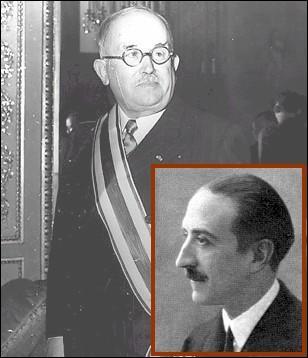 Qui fut le candidat malheureux du MRP (Mouvement Républicain Populaire) , face à Vincent Auriol, lors de l'élection présidentielle de 1947 ?
