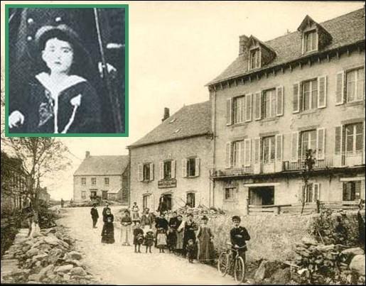 Il est né un 5 juillet dans le Cantal, dans un petit village du Cézallier qui se nomme Montboudif...