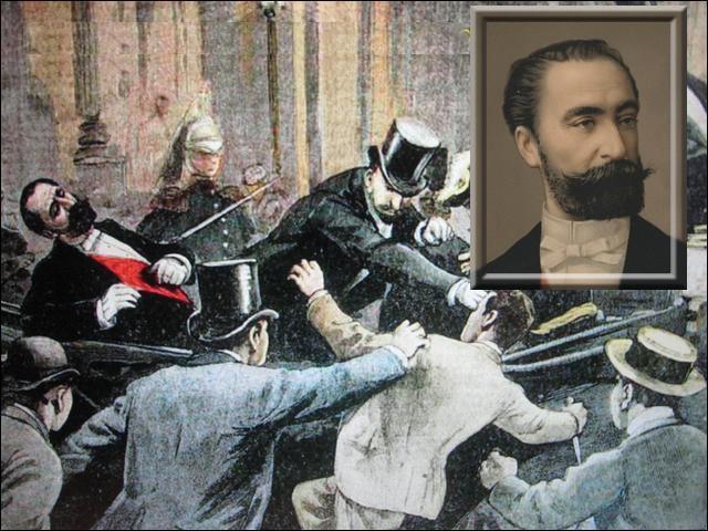 Dans quelle ville, le président Sadi-Carnot fût-il assassiné par l'anarchiste Caserio, le 24 juin 1894 ?