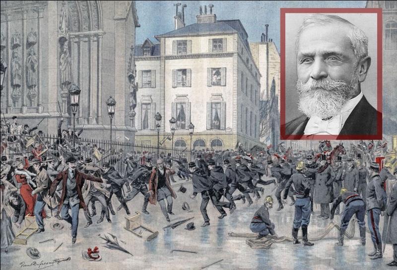 Quelle loi importante fut adoptée sous la présidence d'Emile Loubet ?