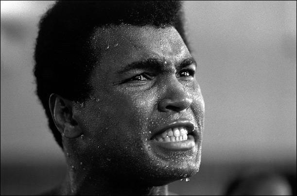 Quelle activité a rendu Mohammed  Ali  célèbre ?